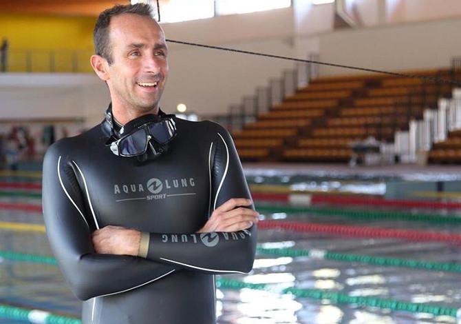 Fase subacquea del nuoto: come gestire l'apnea secondo Mike Maric