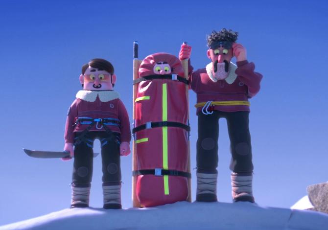 Banff Film Festival: Hors Piste nel tour italiano 2020 - SportOutdoor24