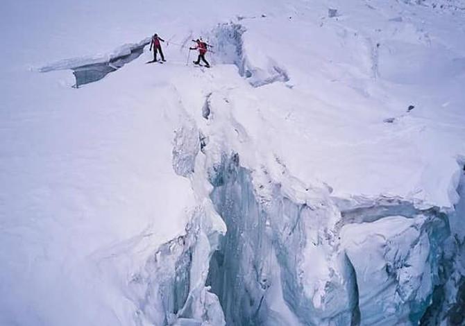 Simone Moro e Tamara Lunger tornano a casa: stop al Gasherbrum