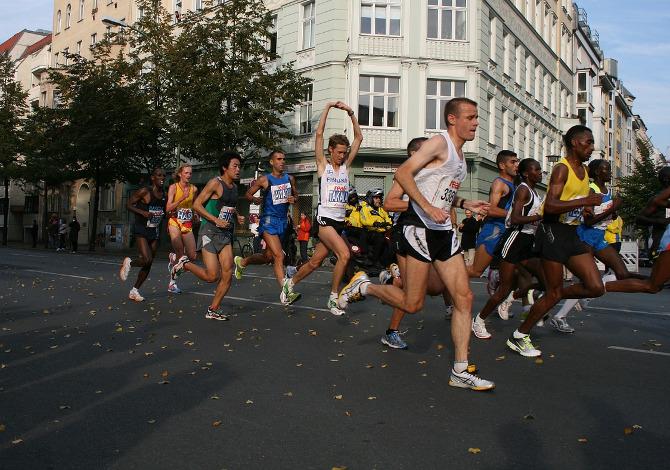 programma di preparazione per la maratona