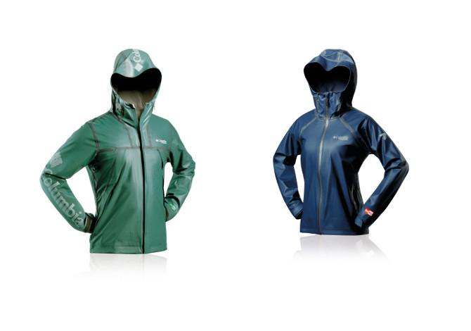 Columbia OutDry Ex Reign giacca impermeabile escursioni pioggia