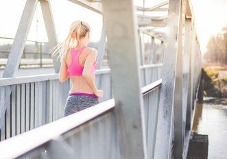 Correre per tenersi in forma