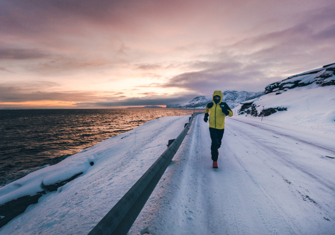 Pau Capell Run For The Artic