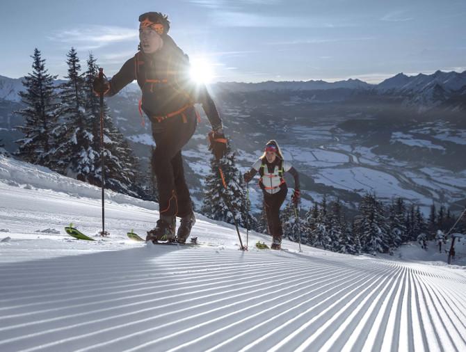 Scialpinismo: condizioni meteo e scelta dell'itinerario-hp