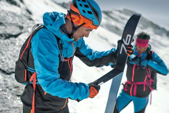 Scialpinismo: l'attrezzatura che serve_DYNAFIT