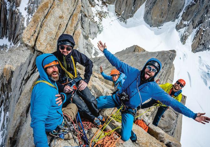 Giacca da montagna Patagonia Ascensionist, la prova - SportOutdoor24