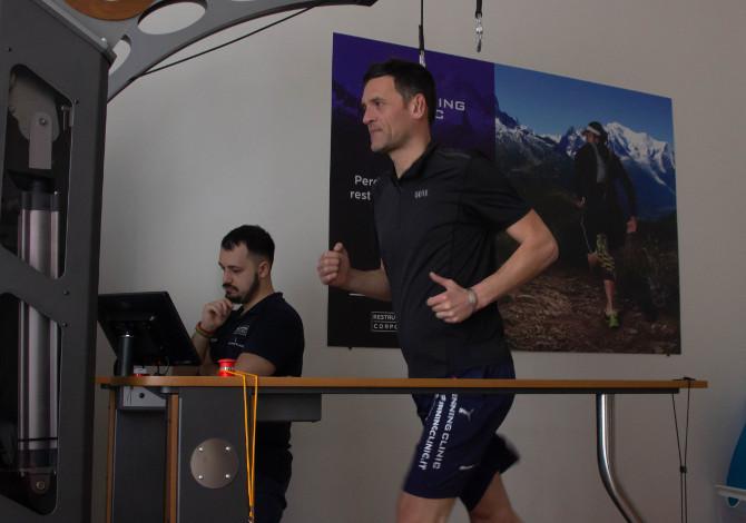 Una giornata nel Running Clinic dello studio Restructura Corporea di Torino-hp