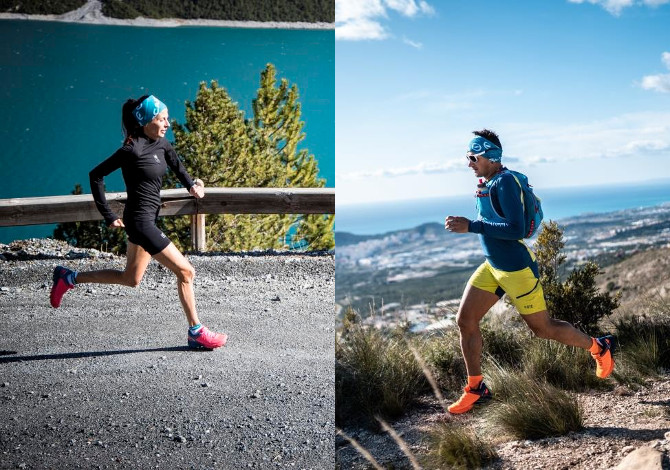 Elisa Desco e Daniel Jung: i consigli dei trail runner del team Scarpa, per allenarsi in casa ai tempi del Coronavirus