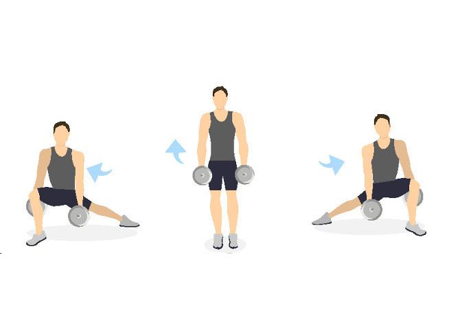 Esercizi Per Allenare Le Gambe I 14 Piu Efficaci Da Fare Sportoutdoor24