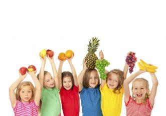 Merenda per i bambini: cosa dargli da mangiare