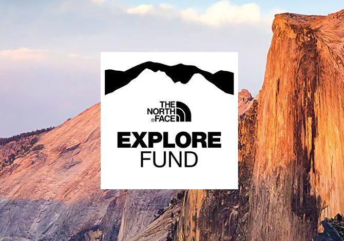 The North Face Explore Fund in campo per sostenere le comunità outdoor colpite dall'emergenza Covid-19