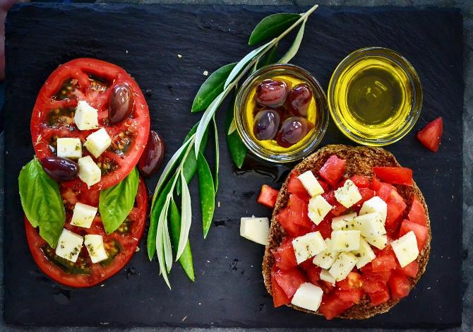 la dieta mediterranea fa bene alla memoria
