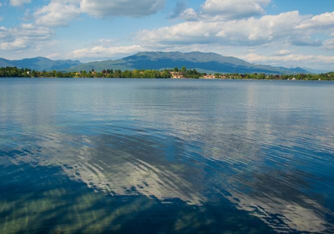 I laghi dove fare il bagno in Lombardia