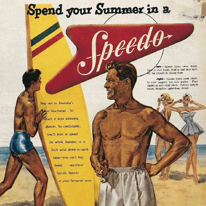 The Speedo Essential Endurance + 7cm Brief
