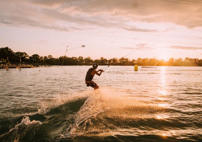 Wakeparadise Milano: aperto anche il water sport park più grande d'Italia