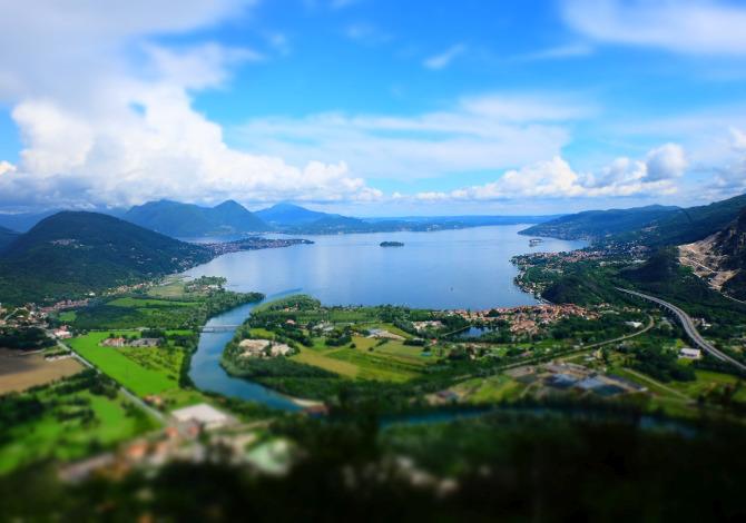 laghi dove fare il bagno in Piemonte