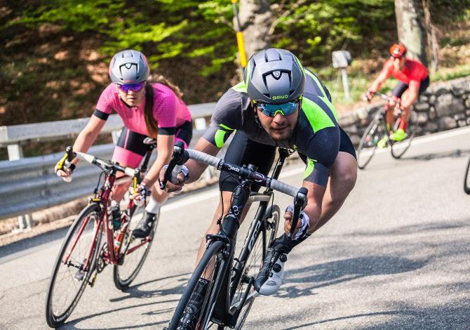Compra un casco Briko e hai 1 anno di assicurazione in caso di incidente in bici