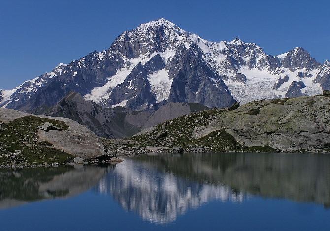 Escursioni sul Monte Bianco in estate