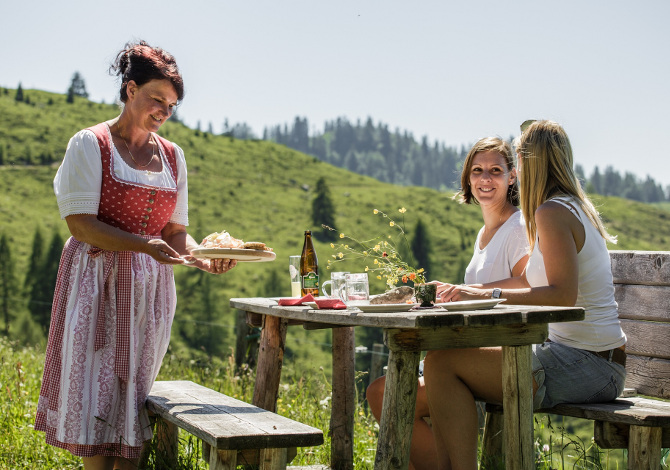 In Kufsteinerland una vacanza con i sapori della montagna