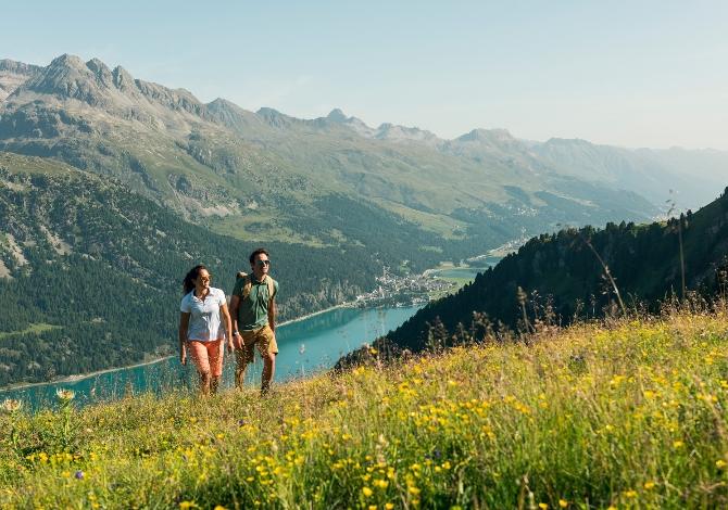 L'Engadina riapre gli impianti: vacanze 2020 in montagna in Svizzera