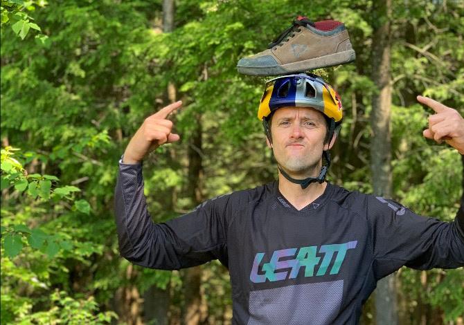 Leatt 3.0 Flat Aaron Chase