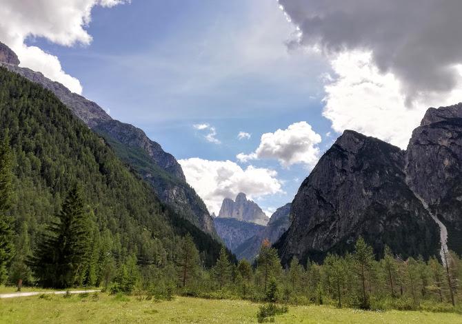 Dobbiaco - Cortina in bicicletta - Tre Cime di Lavaredo
