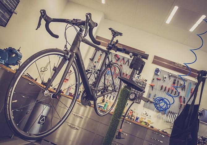Quello che serve per costruire una bicicletta