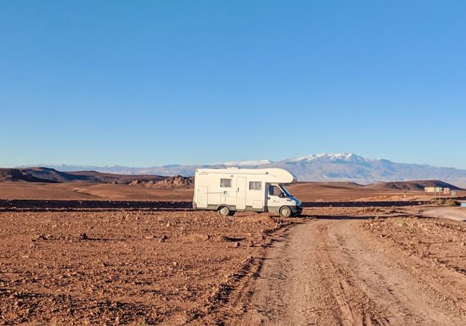 Vacanza in camper: cosa portare