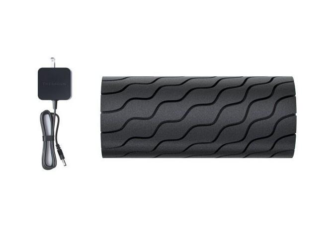 Wave Roller: il cilindro per massaggi di Therabody