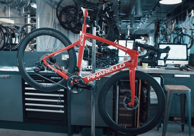 come costruirsi da soli una bici da corsa