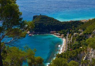 spiagge poco affollate in Liguria