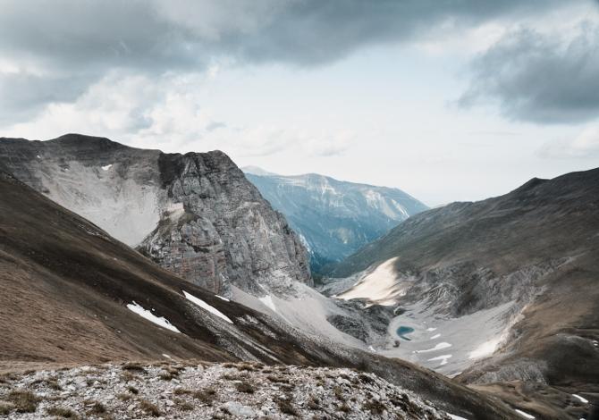 Appennino in tenda: 4 luoghi dove bivaccare tra Umbria e Marche - Lago di Pilato - ©Samuele Cavicchi