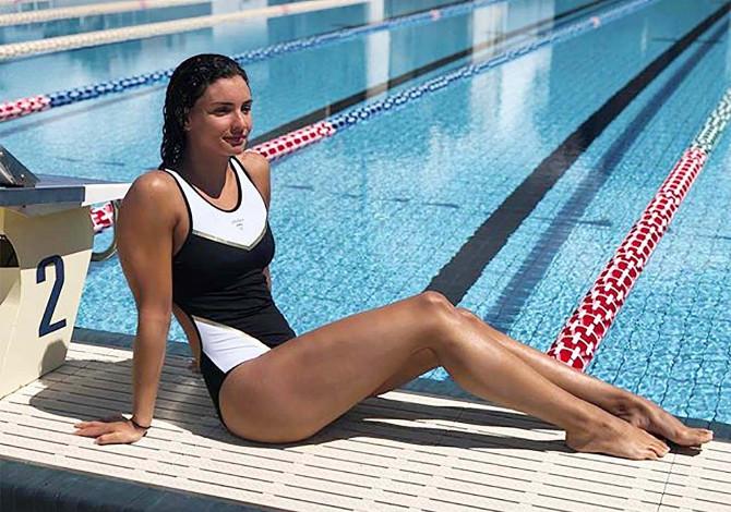 Nuoto Sette Colli 2020 - Silvia Scalia