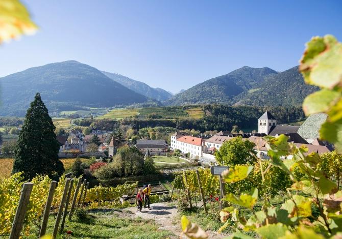 Bressanone in autunno: street food e buon vino