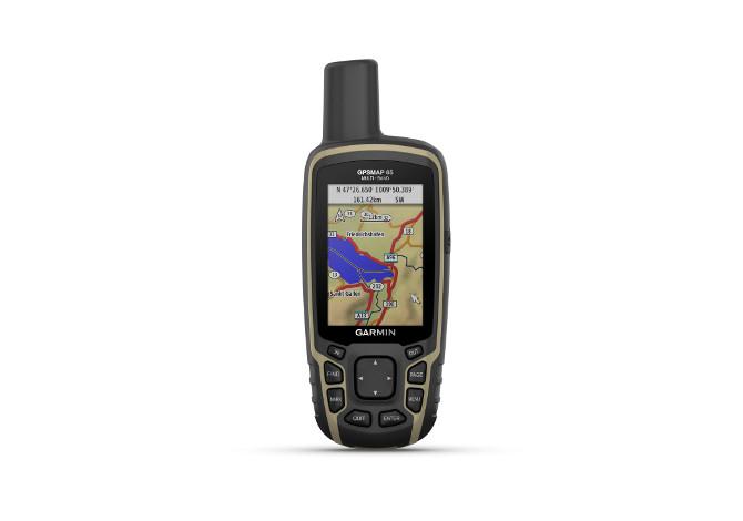Nuovo Garmin GPSMAP 65
