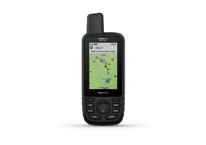 Nuovo Garmin GPSMAP 66sr