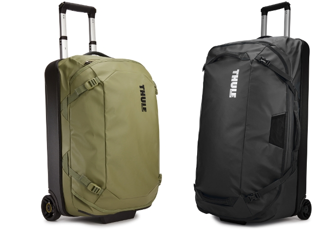 I nuovi Thule Chasm, belli e resistenti- Backpack 26L_Skyline