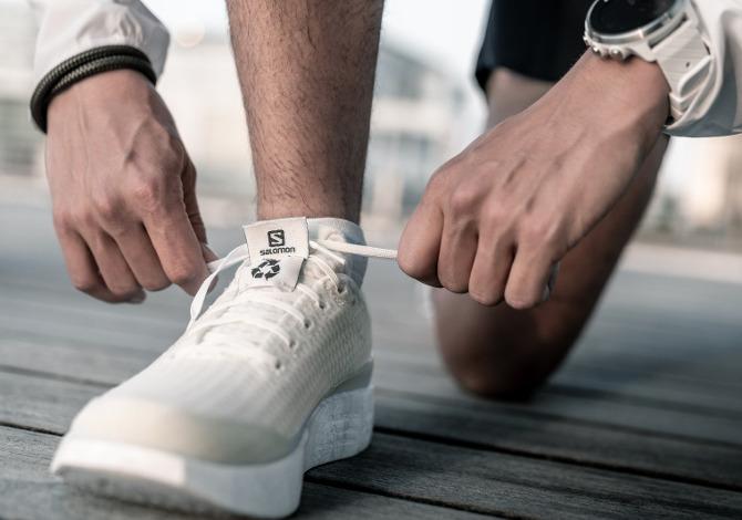 Salomon Index.01, la scarpa da running completamente riciclabile