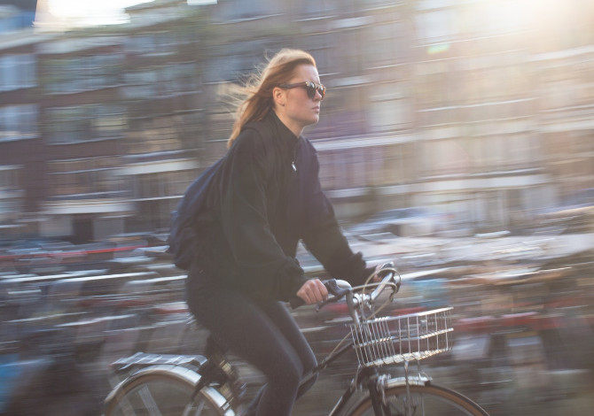 bike to work emilia romagna