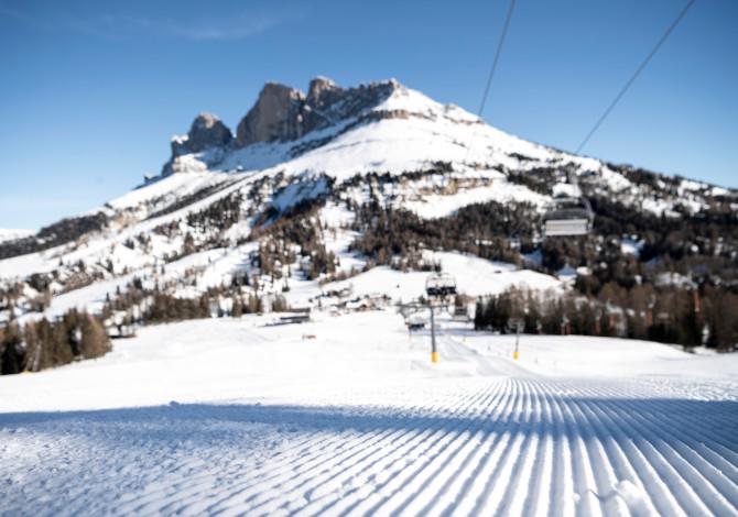 Inverno 2020 / 2021 in Alto Adige Carezza