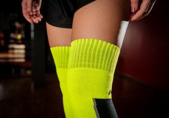 Dal calzino sportivo alle Super-Socks