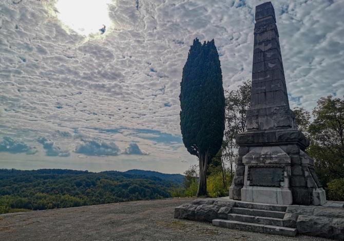In Friuli in bicicletta - Collio