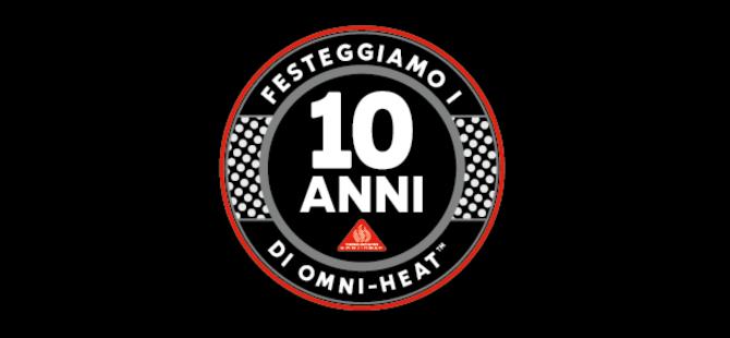 Omni-Heat Columbia 10 anni