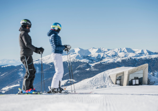 Inverno 2020 / 2021 in Alto Adige Plan de Corones
