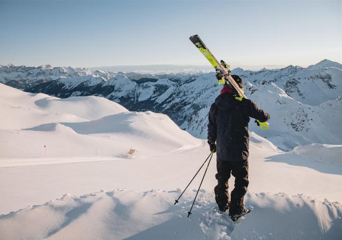 Novità sci e scarponi Fischer RC4