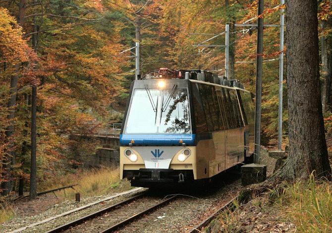 Treni del Foliage in Italia oltre a quello della Val Vigezzo