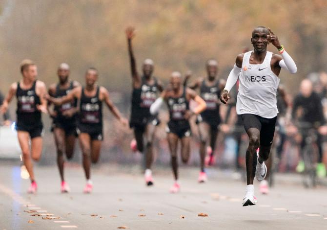 Maratona in meno di 2 ore: cosa serve per correrla lo svela un nuovo studio
