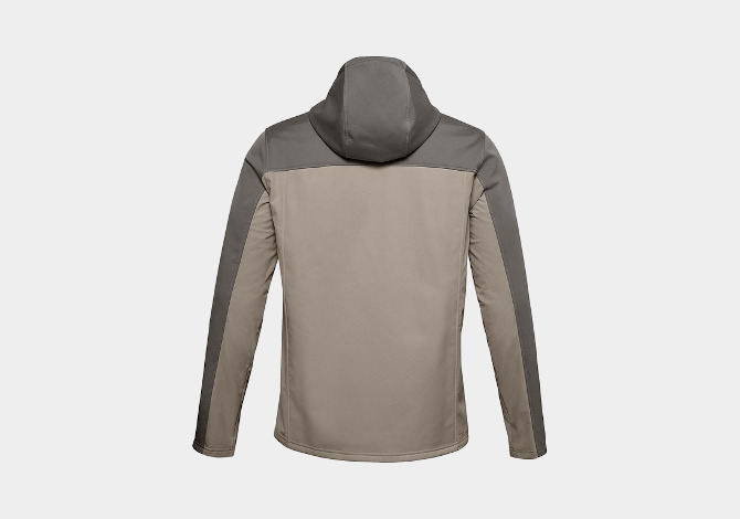 Giacca Running Freddo Pioggia Under Armour Infrared Shield Hooded