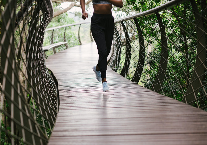 attività sportiva in zona gialla