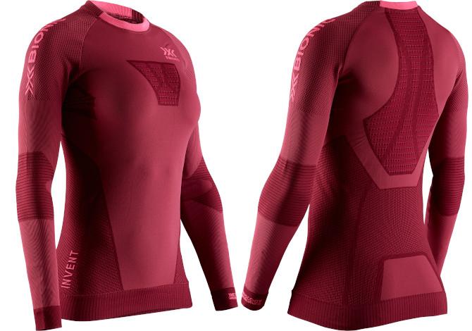 Abbigliamento running invernale X-Bionic, per correre col freddo